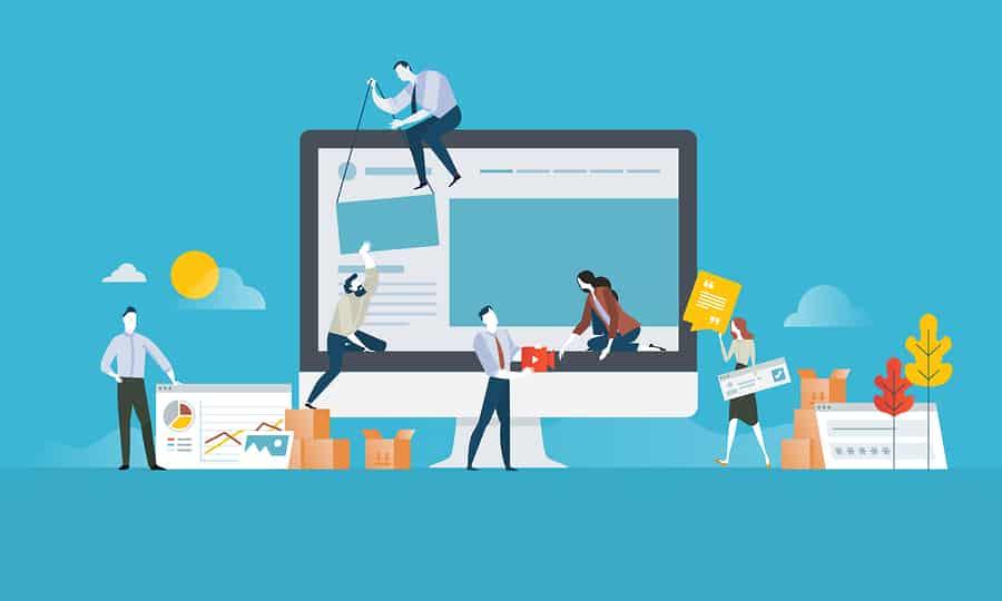 Business Website Harvey Cedars