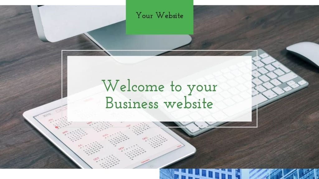 Business Website Milford