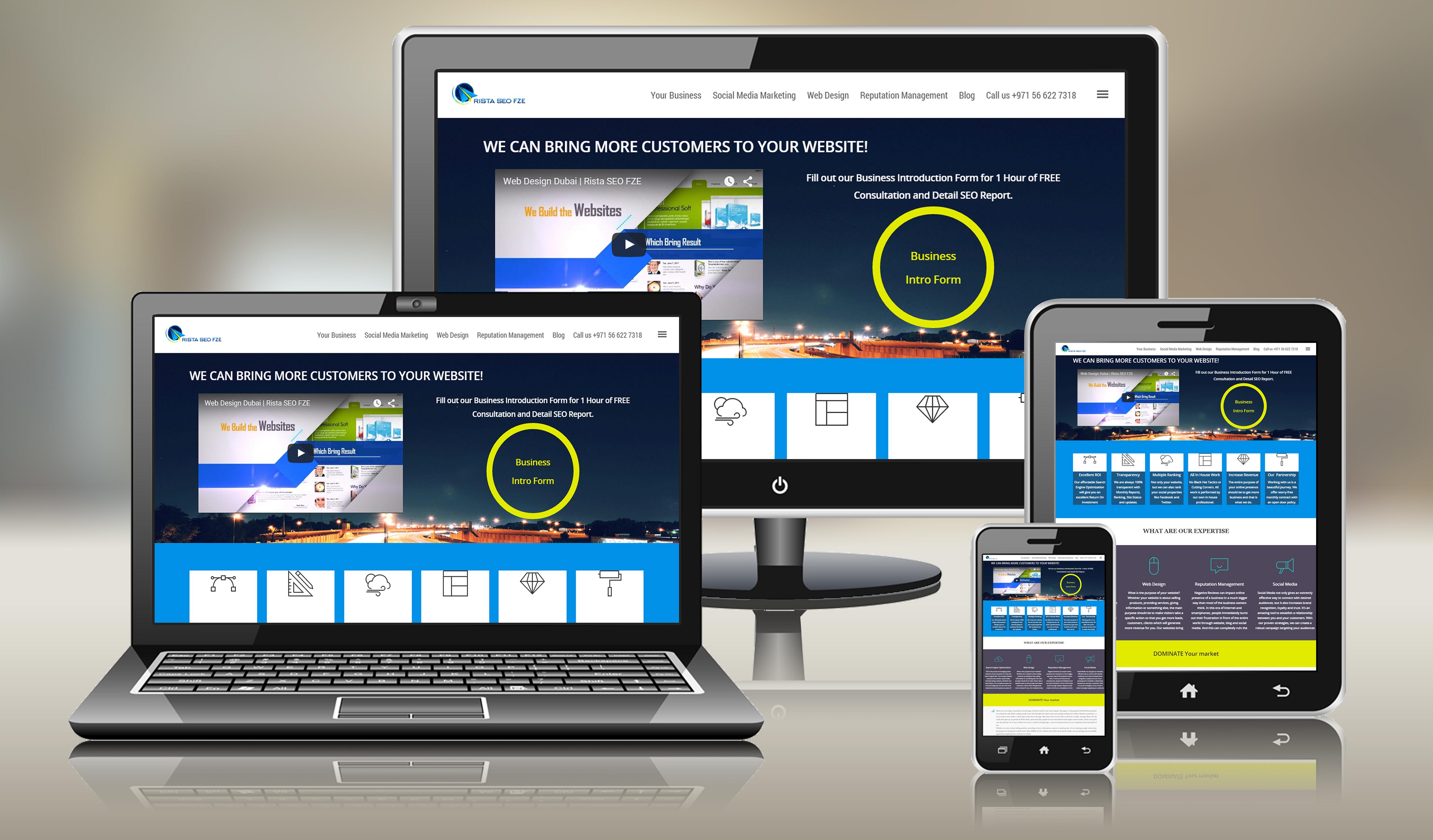 Mobile Website Sea Isle City