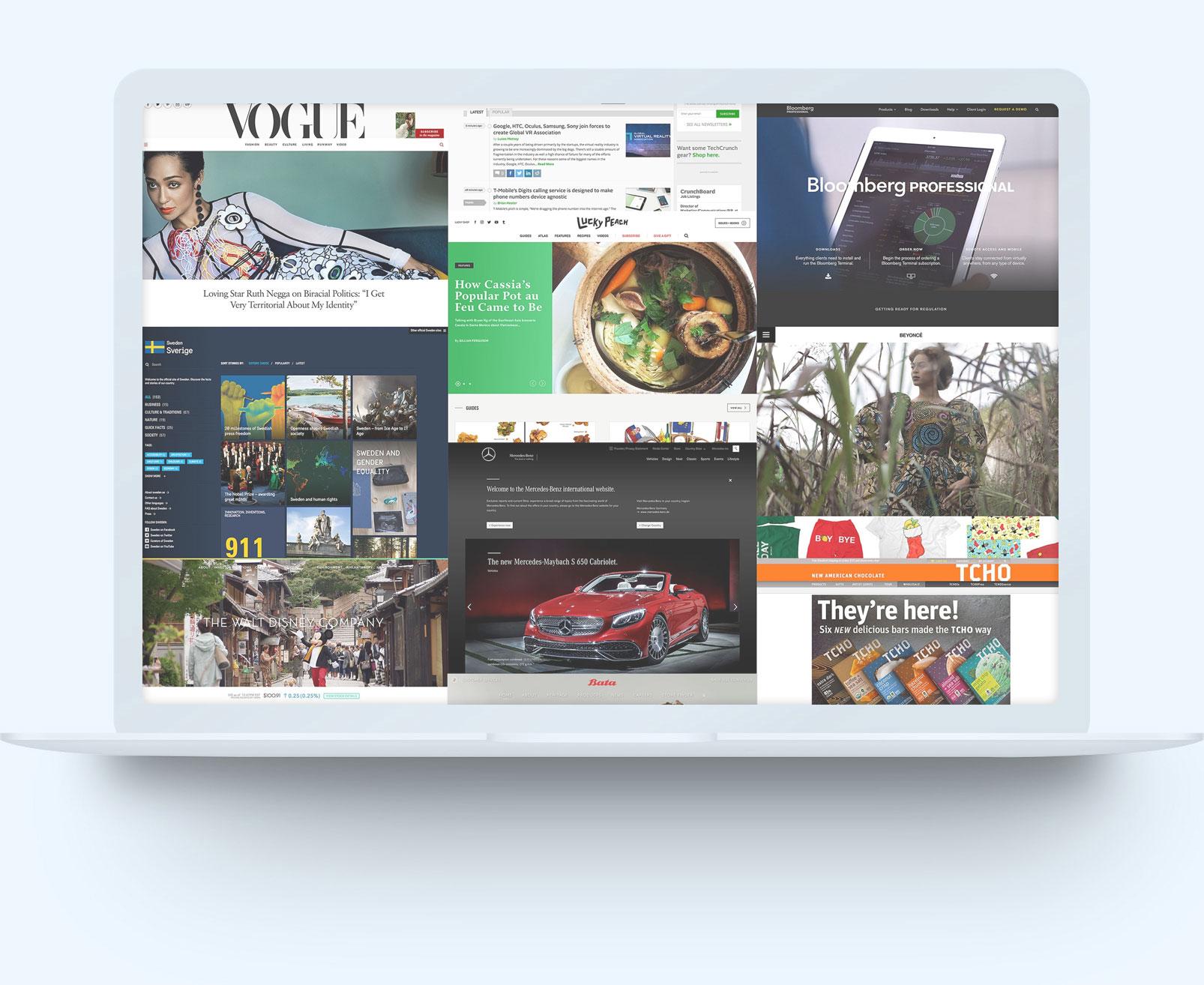 Business Website Shiloh