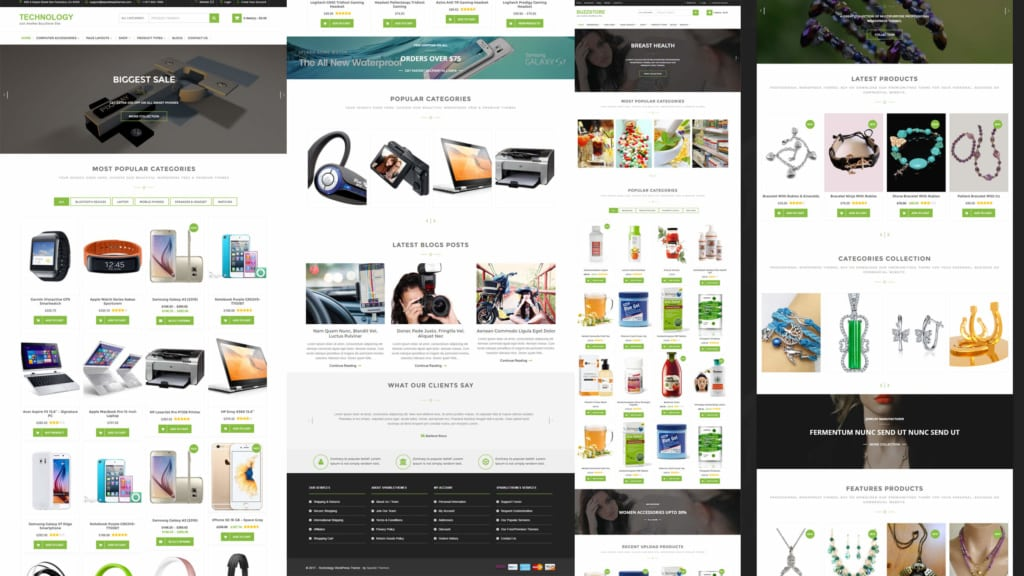 Business Website Ship Bottom