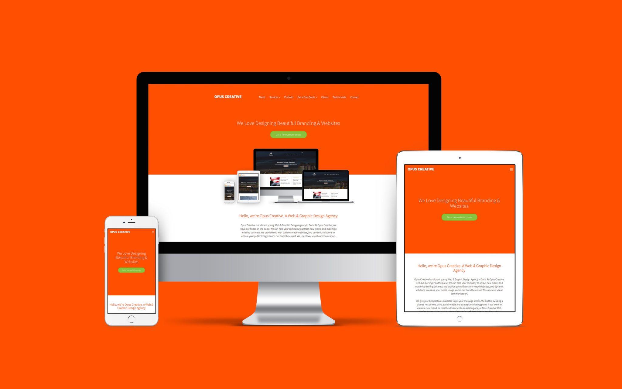Get a Website Quinton Township