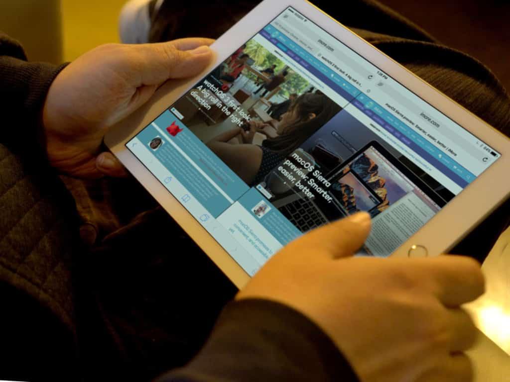 Mobile Website Audubon Park
