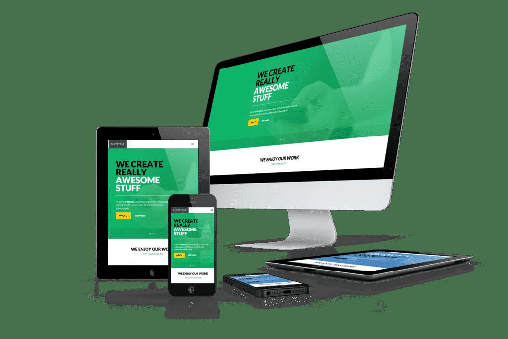 Mobile Website Beach Haven