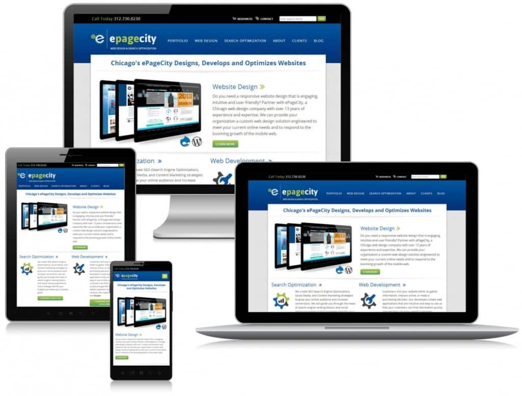 Mobile Website Elmer