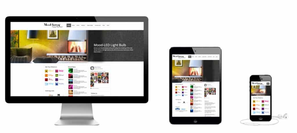 Mobile Website Hi-Nella
