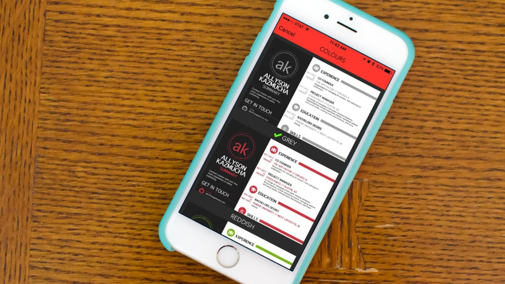 Mobile Website Roosevelt