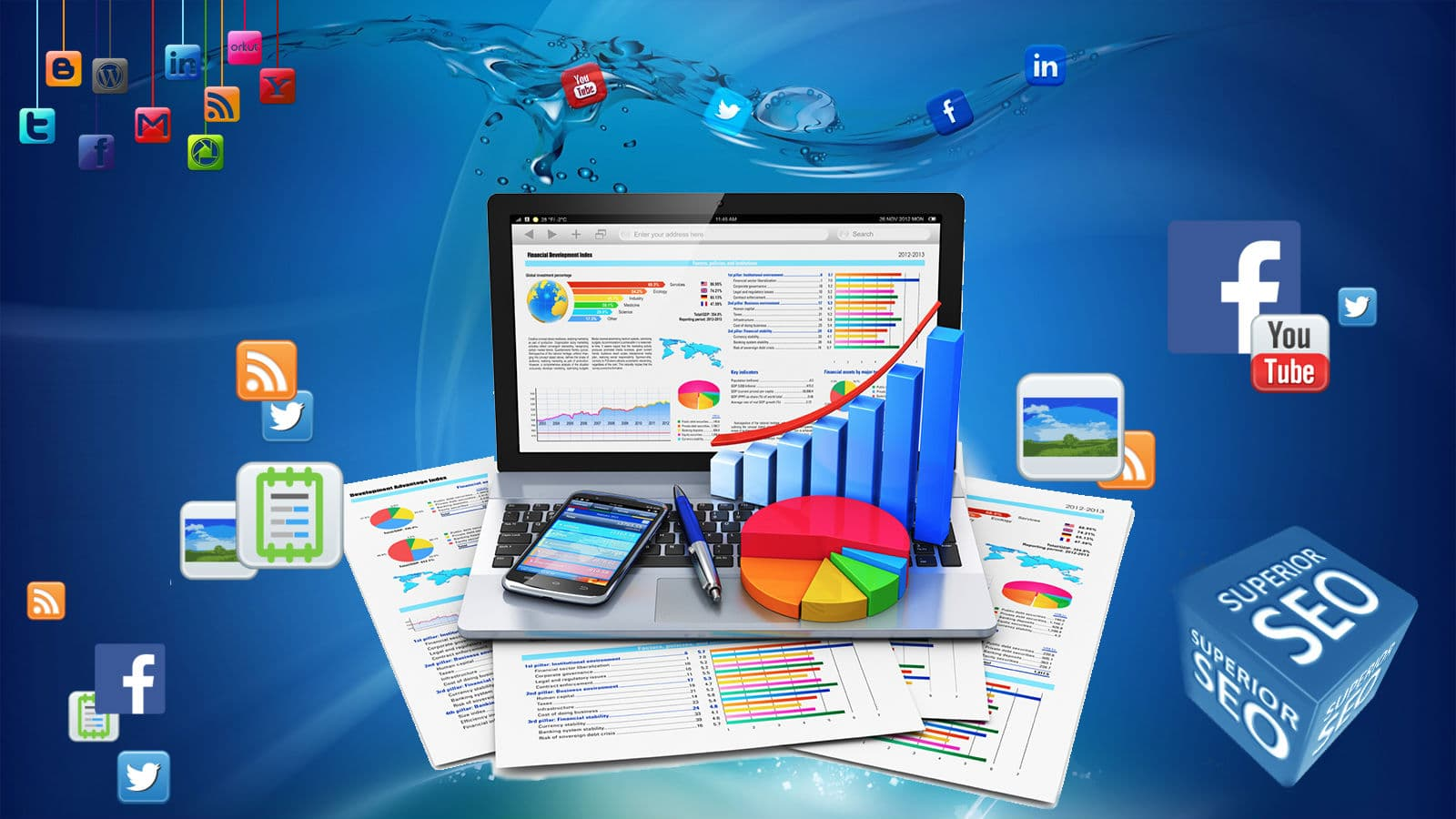 Online Marketing Chesterfield Township