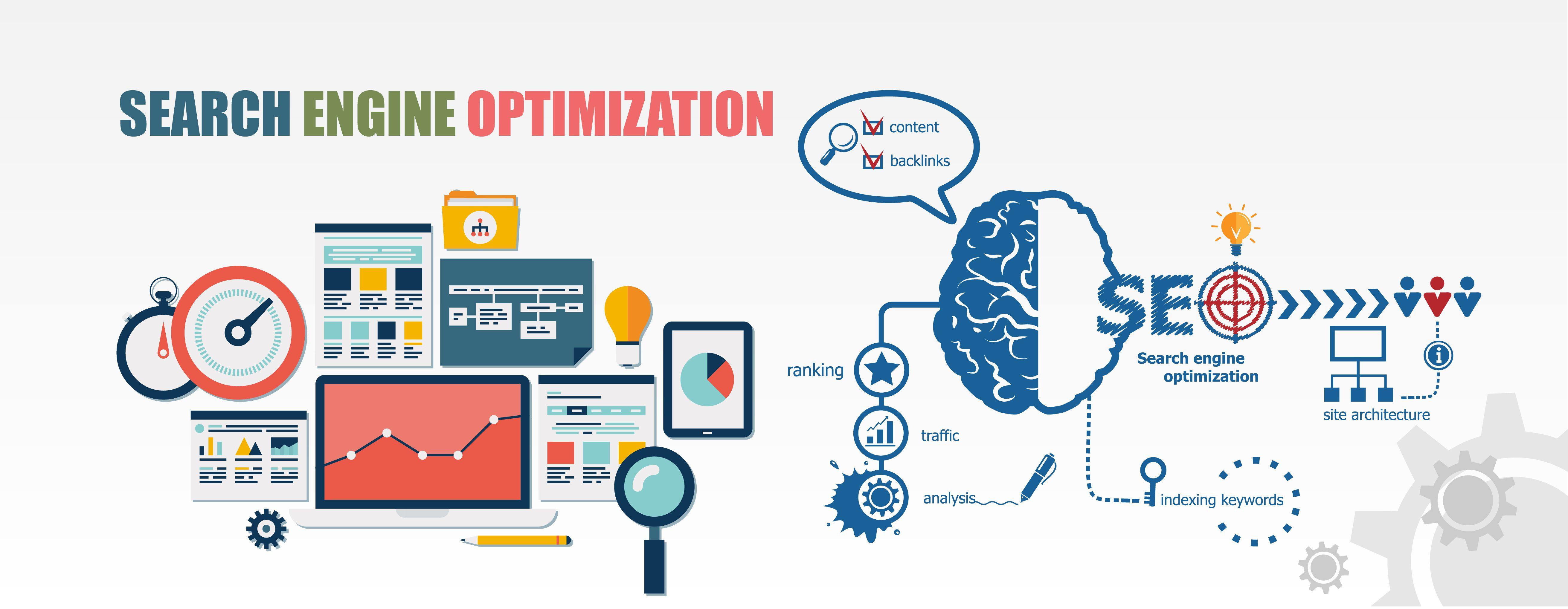 Search Engine Optimization Brooklawn