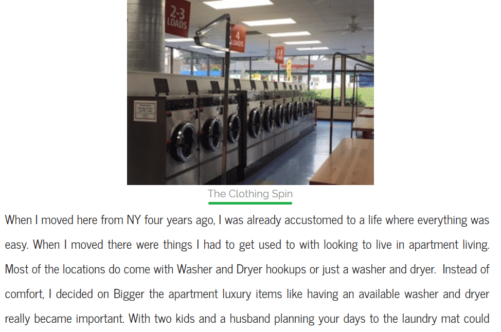 Social Media Marketing and Public Relations for Laundromat Business