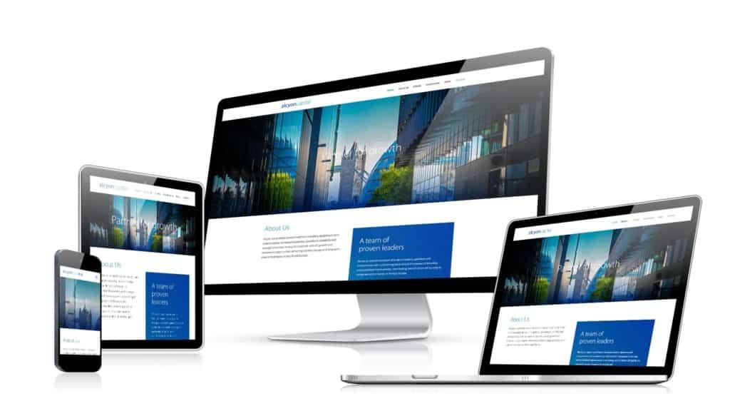 Web Design Company Andover