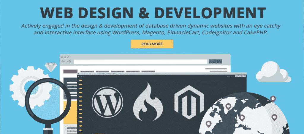 Web Design Company Frelinghuysen Township