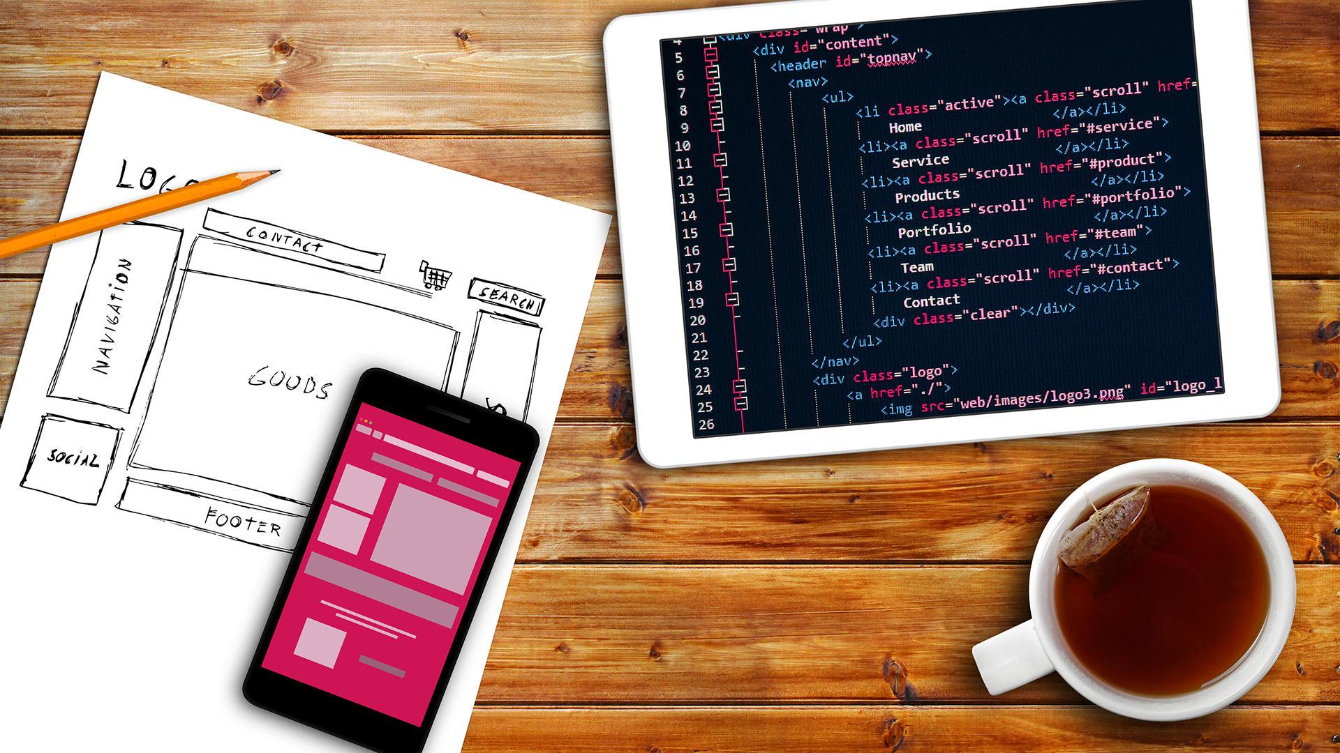 Website designer Knowlton Township
